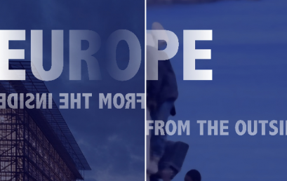 """Escena Erasmus Valencia presents its show """"Europe from the inside, Europe from the outside"""""""
