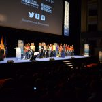 Escena Erasmus Valencia gets a standing ovation at the Teatro Real of Madrid